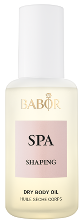 2021 baborspa shaping dry body oil